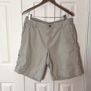 Men's Columbia Cargo Shorts